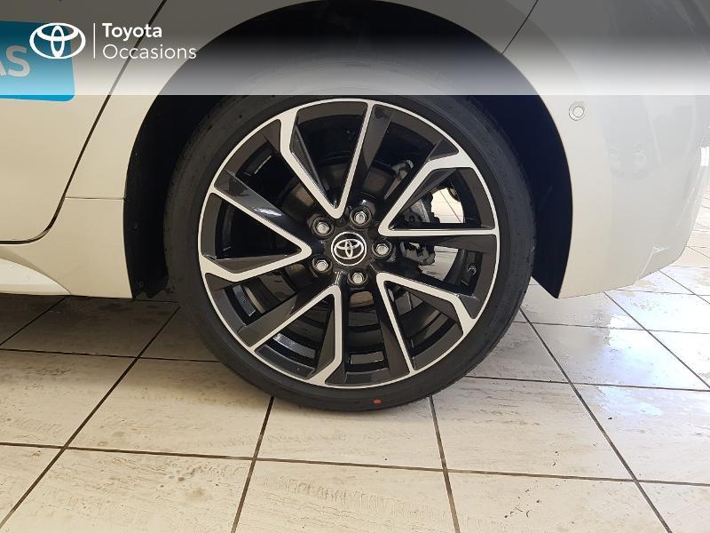 Photo 16 de l'offre de TOYOTA Corolla 122h Collection MY20 à 26980€ chez Brest Automobiles - Toyota Brest