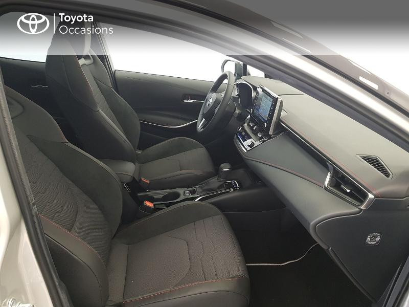 Photo 6 de l'offre de TOYOTA Corolla 122h Collection MY20 à 26980€ chez Brest Automobiles - Toyota Brest