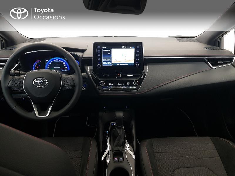 Photo 8 de l'offre de TOYOTA Corolla 122h Collection MY20 à 26980€ chez Brest Automobiles - Toyota Brest