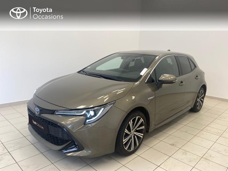 Toyota Corolla 122h Design MY21 Hybride BRONZE IMPÉRIAL Occasion à vendre