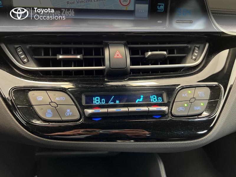 Photo 17 de l'offre de TOYOTA C-HR 122h Dynamic Business 2WD E-CVT à 17480€ chez Brest Automobiles - Toyota Brest
