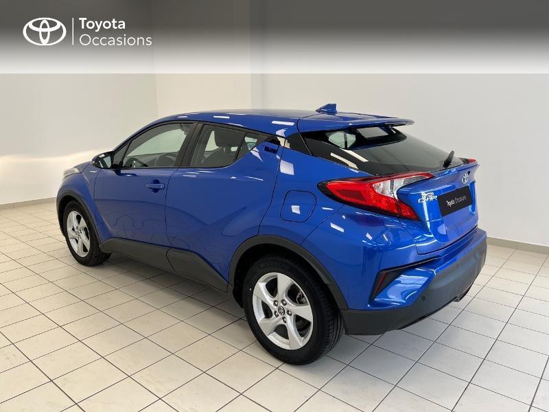 Photo 2 de l'offre de TOYOTA C-HR 122h Dynamic Business 2WD E-CVT à 17480€ chez Brest Automobiles - Toyota Brest