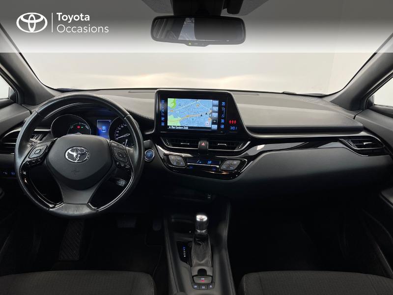 Photo 8 de l'offre de TOYOTA C-HR 122h Dynamic Business 2WD E-CVT à 17480€ chez Brest Automobiles - Toyota Brest
