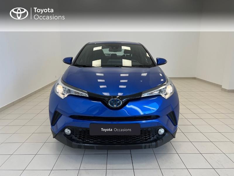 Photo 5 de l'offre de TOYOTA C-HR 122h Dynamic Business 2WD E-CVT à 17480€ chez Brest Automobiles - Toyota Brest