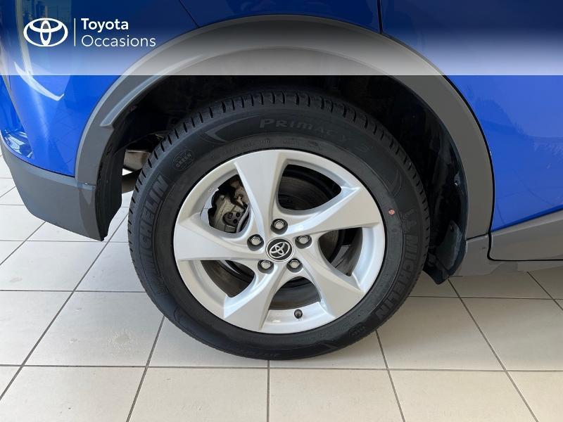 Photo 16 de l'offre de TOYOTA C-HR 122h Dynamic Business 2WD E-CVT à 17480€ chez Brest Automobiles - Toyota Brest