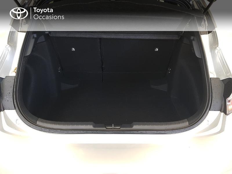 Photo 10 de l'offre de TOYOTA Corolla 122h Collection MY20 à 26980€ chez Brest Automobiles - Toyota Brest