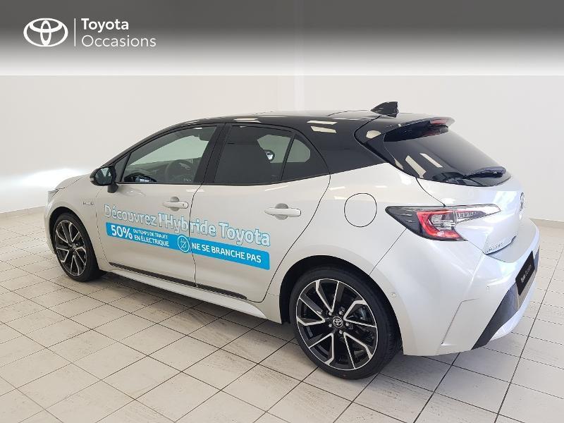Photo 2 de l'offre de TOYOTA Corolla 122h Collection MY20 à 26980€ chez Brest Automobiles - Toyota Brest