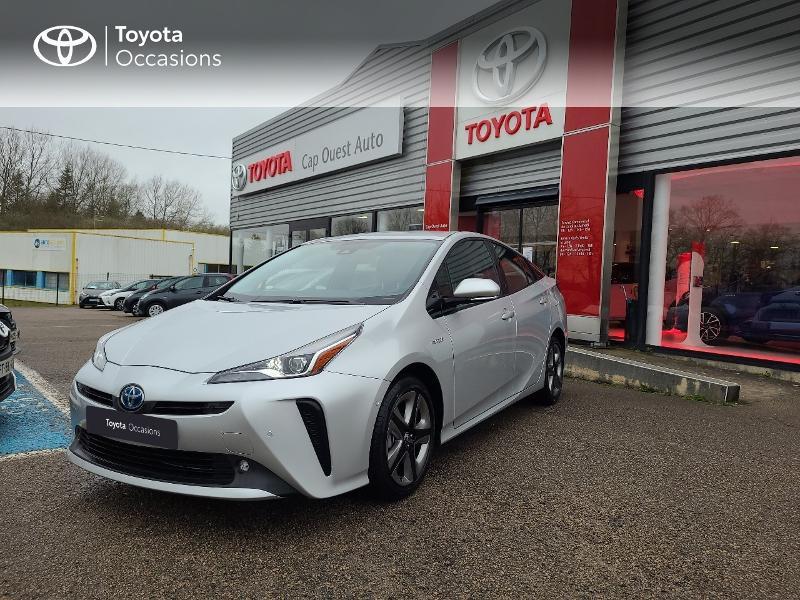 Toyota Prius 122h Lounge MY20 Hybride Gris Aluminium Occasion à vendre