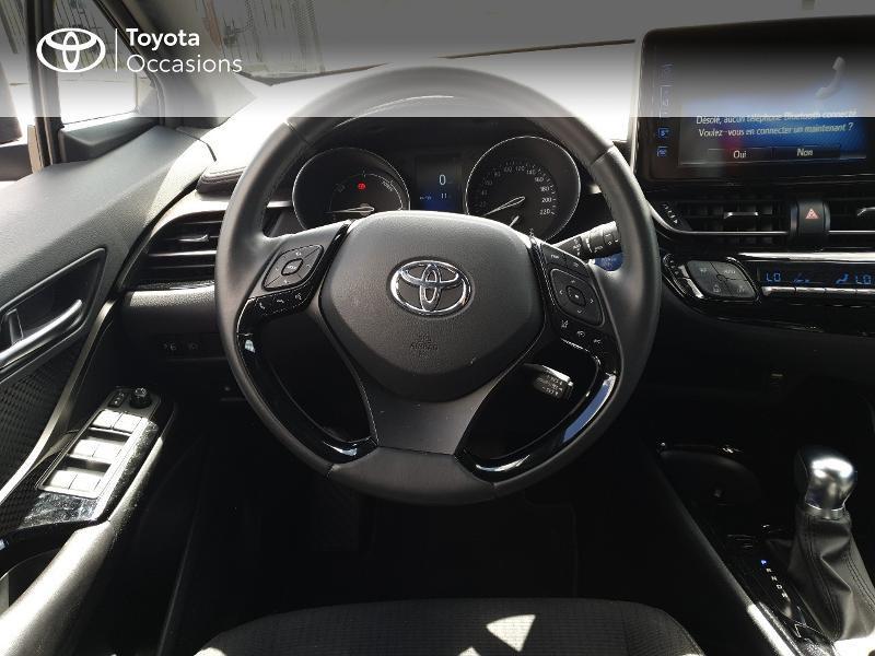 Photo 6 de l'offre de TOYOTA C-HR 122h Edition 2WD E-CVT RC18 à 21480€ chez Cap Ouest Auto - Toyota Morlaix