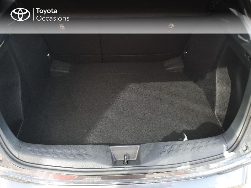 Photo 15 de l'offre de TOYOTA C-HR 122h Edition 2WD E-CVT RC18 à 21480€ chez Cap Ouest Auto - Toyota Morlaix