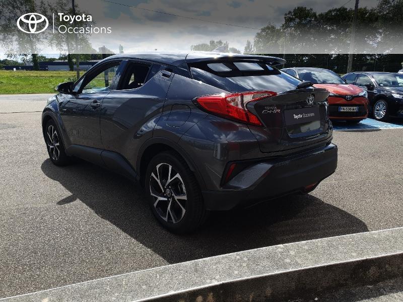 Photo 2 de l'offre de TOYOTA C-HR 122h Edition 2WD E-CVT RC18 à 21480€ chez Cap Ouest Auto - Toyota Morlaix