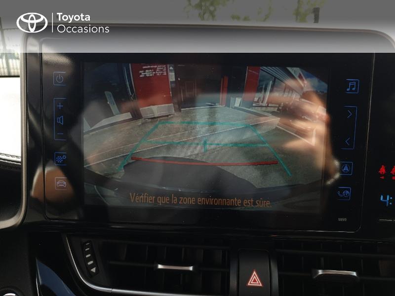Photo 18 de l'offre de TOYOTA C-HR 122h Edition 2WD E-CVT RC18 à 21480€ chez Cap Ouest Auto - Toyota Morlaix