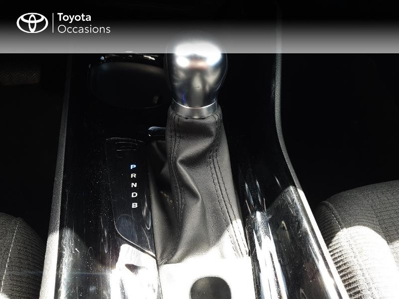 Photo 9 de l'offre de TOYOTA C-HR 122h Edition 2WD E-CVT RC18 à 21480€ chez Cap Ouest Auto - Toyota Morlaix