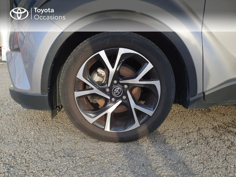 Photo 4 de l'offre de TOYOTA C-HR 122h Edition 2WD E-CVT RC18 à 21980€ chez Cap Ouest Auto - Toyota Morlaix