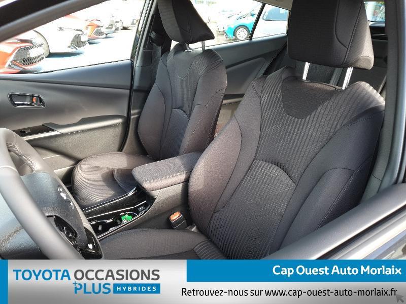 Photo 13 de l'offre de TOYOTA Prius 122h Dynamic MC19 à 26480€ chez Cap Ouest Auto - Toyota Morlaix