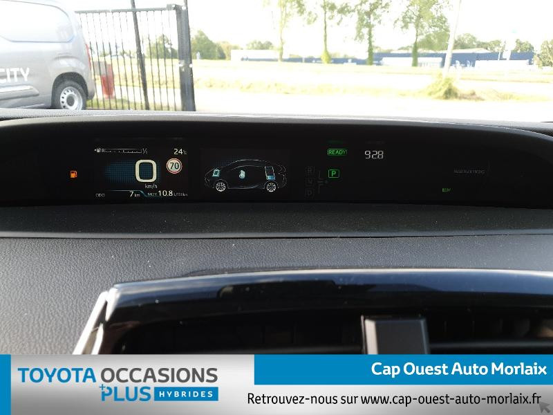 Photo 8 de l'offre de TOYOTA Prius 122h Dynamic MC19 à 26480€ chez Cap Ouest Auto - Toyota Morlaix