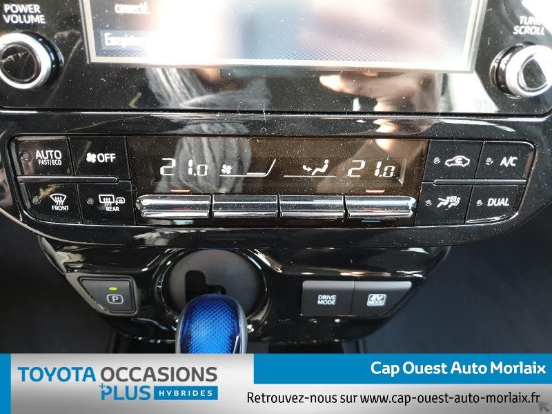 Photo 11 de l'offre de TOYOTA Prius 122h Dynamic MC19 à 26480€ chez Cap Ouest Auto - Toyota Morlaix