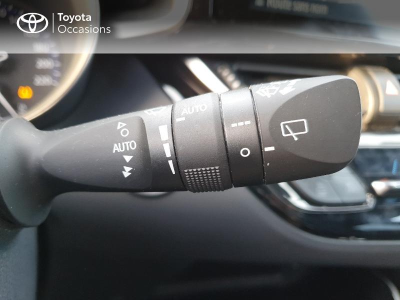 Photo 20 de l'offre de TOYOTA C-HR 122h Edition 2WD E-CVT RC18 à 21980€ chez Cap Ouest Auto - Toyota Morlaix