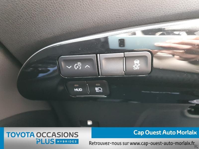Photo 20 de l'offre de TOYOTA Prius 122h Dynamic MC19 à 26480€ chez Cap Ouest Auto - Toyota Morlaix