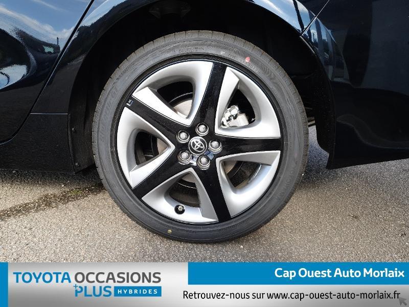 Photo 4 de l'offre de TOYOTA Prius 122h Dynamic MC19 à 26480€ chez Cap Ouest Auto - Toyota Morlaix