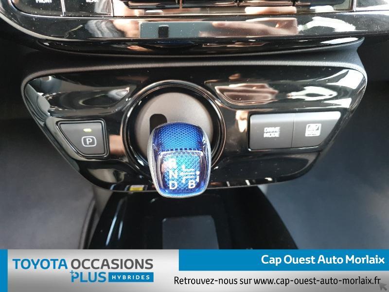 Photo 9 de l'offre de TOYOTA Prius 122h Dynamic MC19 à 26480€ chez Cap Ouest Auto - Toyota Morlaix