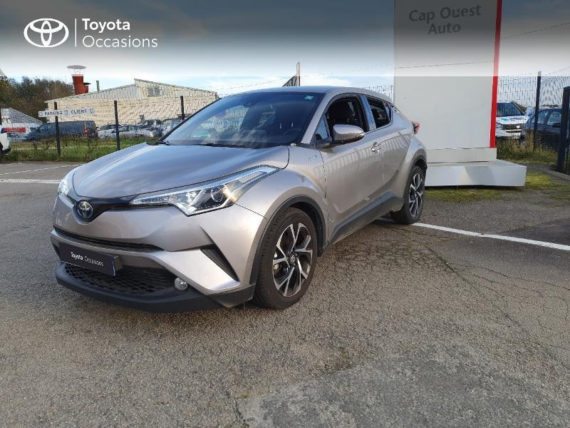Photo 1 de l'offre de TOYOTA C-HR 122h Edition 2WD E-CVT RC18 à 21480€ chez Cap Ouest Auto - Toyota Morlaix