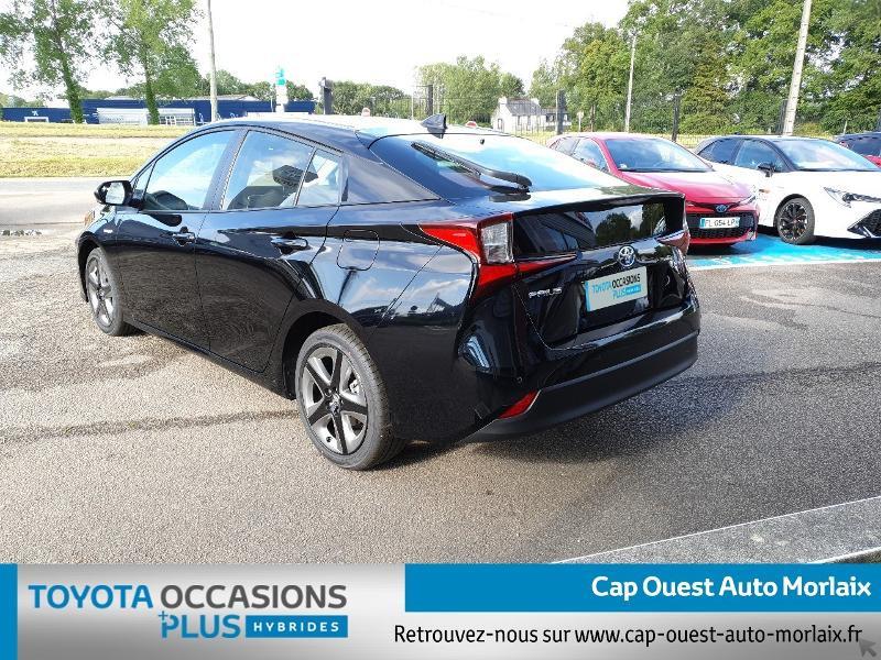 Photo 2 de l'offre de TOYOTA Prius 122h Dynamic MC19 à 26480€ chez Cap Ouest Auto - Toyota Morlaix