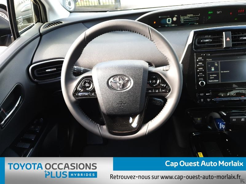Photo 6 de l'offre de TOYOTA Prius 122h Dynamic MC19 à 26480€ chez Cap Ouest Auto - Toyota Morlaix