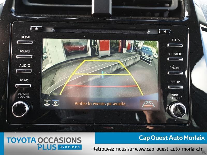 Photo 17 de l'offre de TOYOTA Prius 122h Dynamic MC19 à 26480€ chez Cap Ouest Auto - Toyota Morlaix