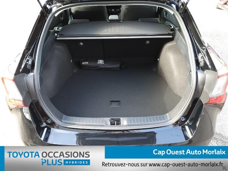 Photo 15 de l'offre de TOYOTA Prius 122h Dynamic MC19 à 26480€ chez Cap Ouest Auto - Toyota Morlaix