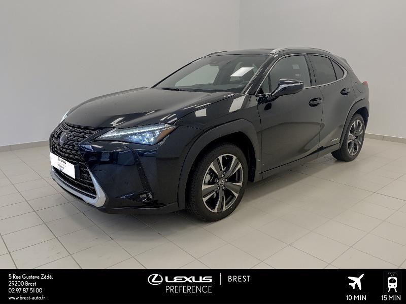 Lexus UX 250h 4WD Executive Hybride Noir Métal Occasion à vendre