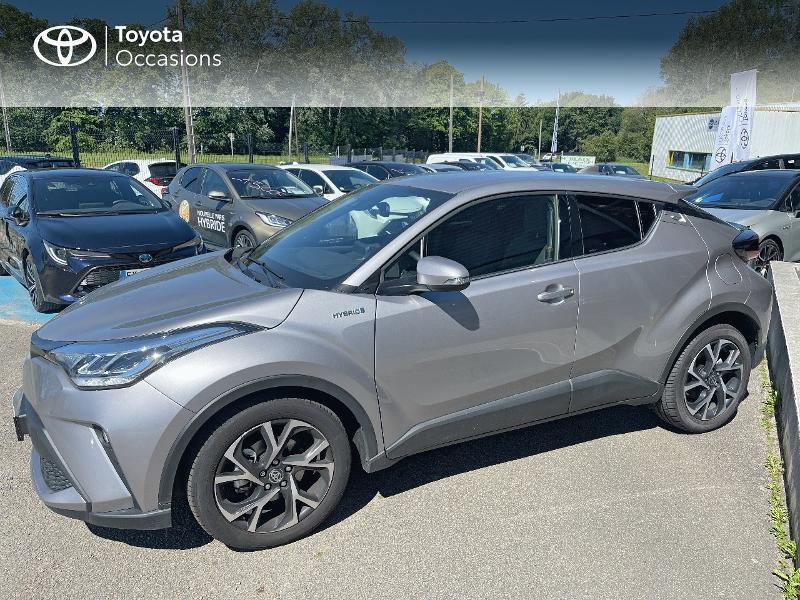 Toyota C-HR 122h Edition 2WD E-CVT MY20 Hybride GRIS PLATINIUM Occasion à vendre