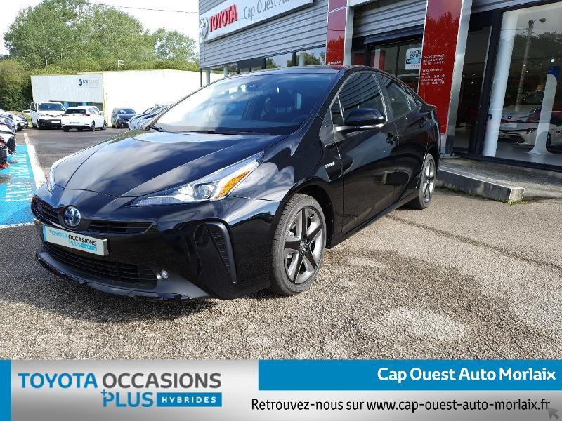 Toyota Prius 122h Dynamic MC19 Hybride Noir Metallisé Occasion à vendre