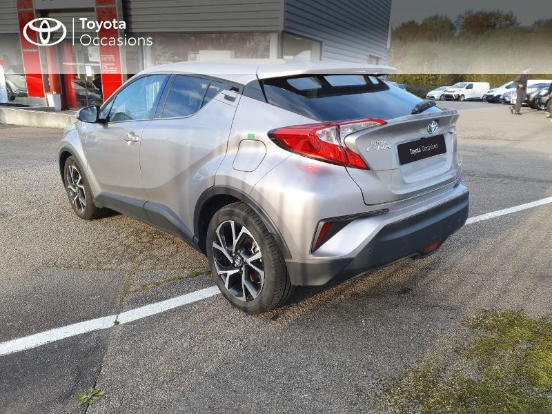 Photo 2 de l'offre de TOYOTA C-HR 122h Edition 2WD E-CVT RC18 à 21580€ chez Cap Ouest Auto - Toyota Morlaix