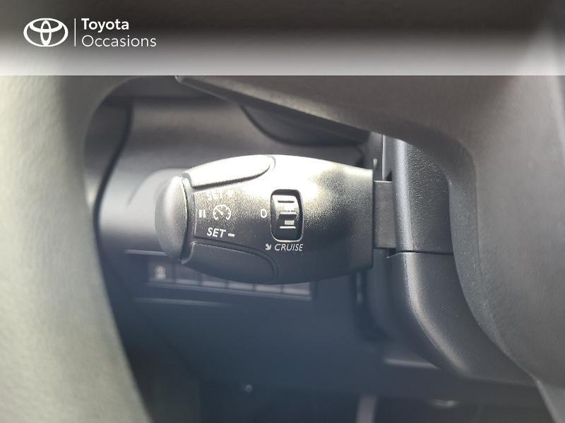 Photo 13 de l'offre de TOYOTA PROACE CITY Medium 100 D-4D Dynamic RC21 à 16480€ chez Cap Ouest Auto - Toyota Morlaix