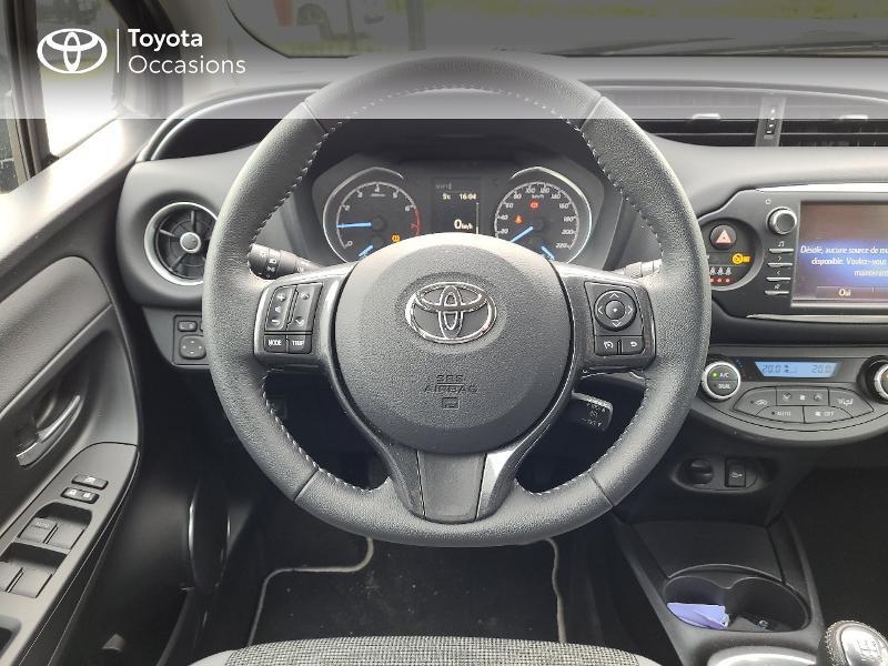 Photo 9 de l'offre de TOYOTA Yaris 70 VVT-i Design Y20 5p MY19 à 13780€ chez Cap Ouest Auto - Toyota Morlaix