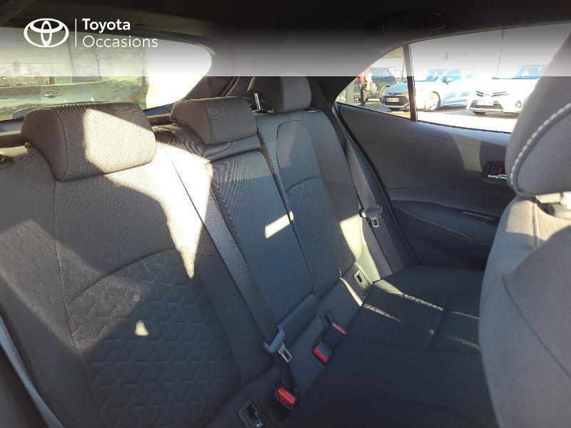 Photo 7 de l'offre de TOYOTA Corolla 122h Design MY20 à 24880€ chez Cap Ouest Auto - Toyota Morlaix