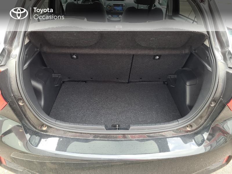 Photo 10 de l'offre de TOYOTA Yaris 70 VVT-i Design Y20 5p MY19 à 13780€ chez Cap Ouest Auto - Toyota Morlaix