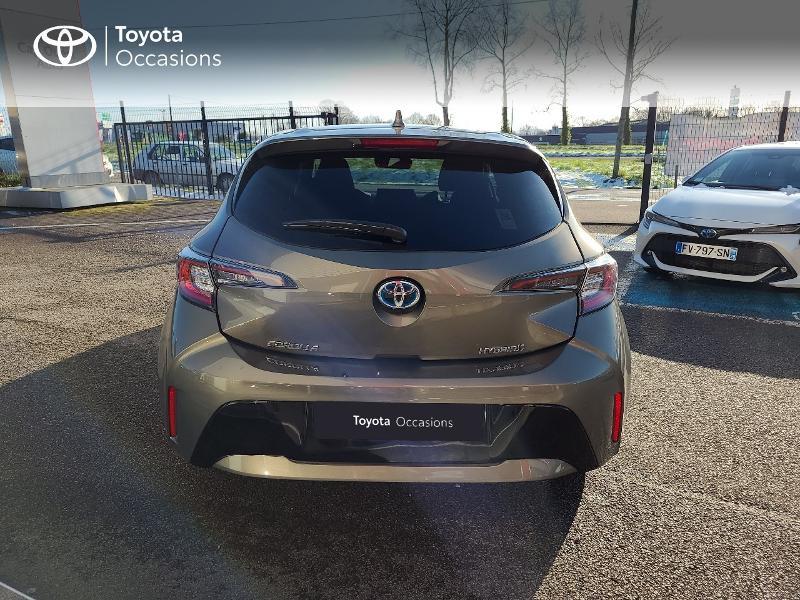 Photo 4 de l'offre de TOYOTA Corolla 122h Design MY20 à 24880€ chez Cap Ouest Auto - Toyota Morlaix