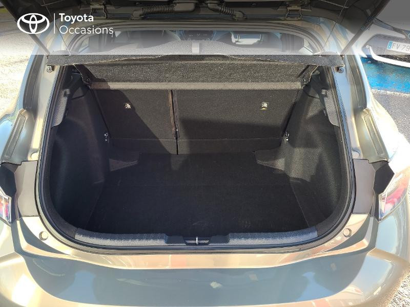 Photo 10 de l'offre de TOYOTA Corolla 122h Design MY20 à 24880€ chez Cap Ouest Auto - Toyota Morlaix