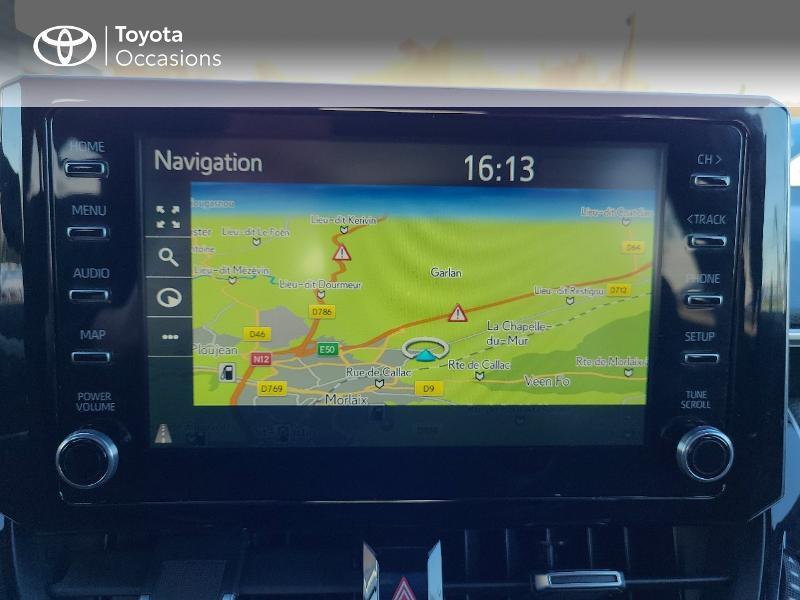 Photo 24 de l'offre de TOYOTA Corolla 122h Design MY20 à 24880€ chez Cap Ouest Auto - Toyota Morlaix