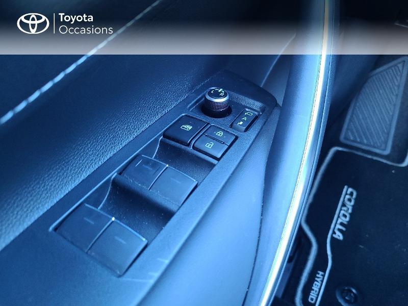 Photo 20 de l'offre de TOYOTA Corolla 122h Design MY20 à 24880€ chez Cap Ouest Auto - Toyota Morlaix