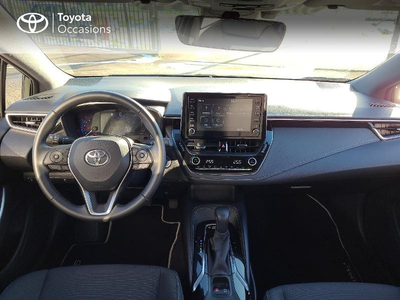 Photo 8 de l'offre de TOYOTA Corolla 122h Design MY20 à 24880€ chez Cap Ouest Auto - Toyota Morlaix