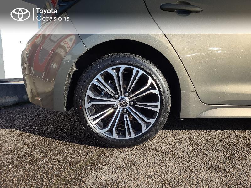Photo 16 de l'offre de TOYOTA Corolla 122h Design MY20 à 24880€ chez Cap Ouest Auto - Toyota Morlaix