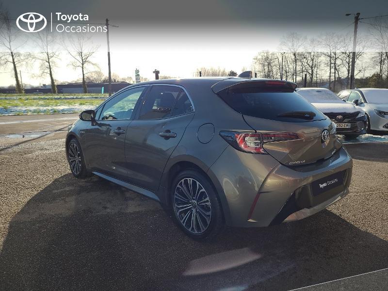 Photo 2 de l'offre de TOYOTA Corolla 122h Design MY20 à 24880€ chez Cap Ouest Auto - Toyota Morlaix