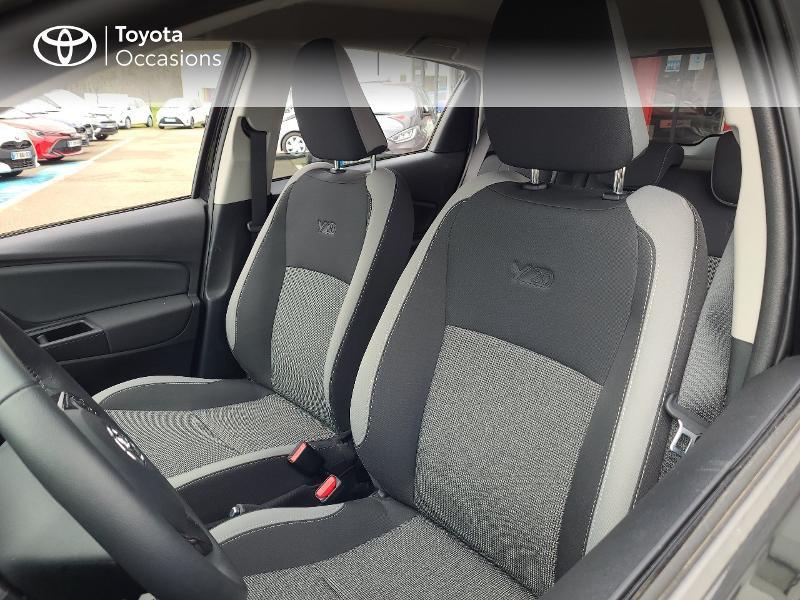 Photo 11 de l'offre de TOYOTA Yaris 70 VVT-i Design Y20 5p MY19 à 13780€ chez Cap Ouest Auto - Toyota Morlaix