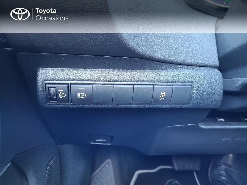 Photo 19 de l'offre de TOYOTA Corolla 122h Design MY20 à 24880€ chez Cap Ouest Auto - Toyota Morlaix