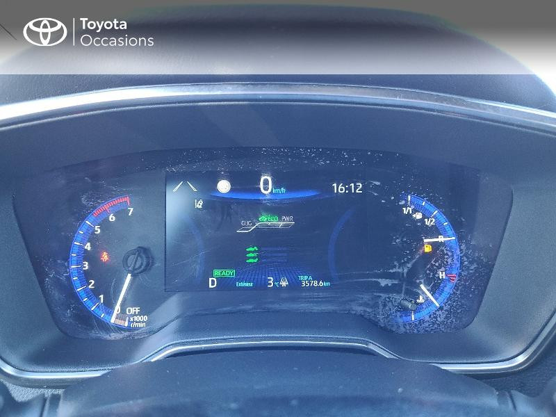 Photo 14 de l'offre de TOYOTA Corolla 122h Design MY20 à 24880€ chez Cap Ouest Auto - Toyota Morlaix