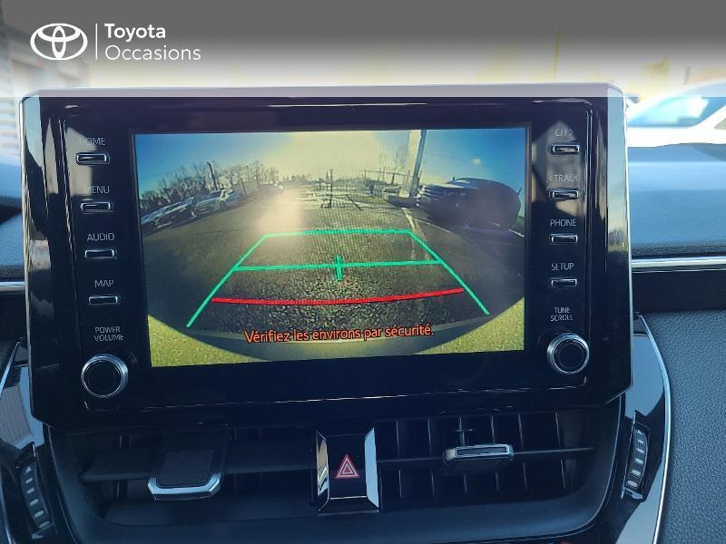 Photo 18 de l'offre de TOYOTA Corolla 122h Design MY20 à 24880€ chez Cap Ouest Auto - Toyota Morlaix