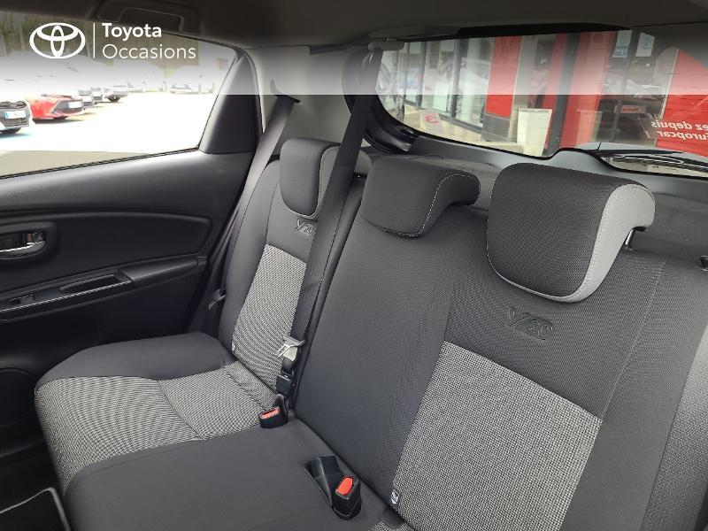 Photo 12 de l'offre de TOYOTA Yaris 70 VVT-i Design Y20 5p MY19 à 13780€ chez Cap Ouest Auto - Toyota Morlaix